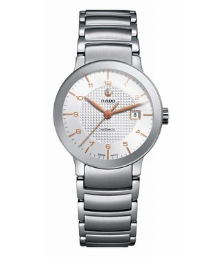 RADO Centrix Automatic Silver Dial Stainless Steel Ladies Watch