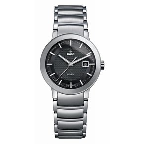 RADO Centrix Automatic Black Dial Watch