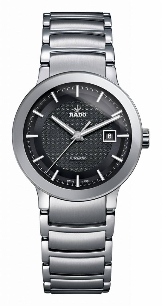 RADO Centrix Automatic Black Dial Watch