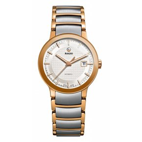 RADO Centrix Two-tone Ladies Watch