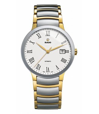 RADO Centrix White Dial Automatic Men's Watch