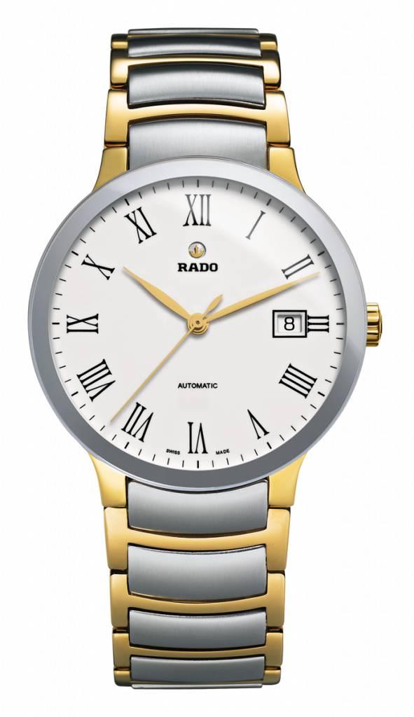 RADO Centrix White Dial Automatic Men's Watch