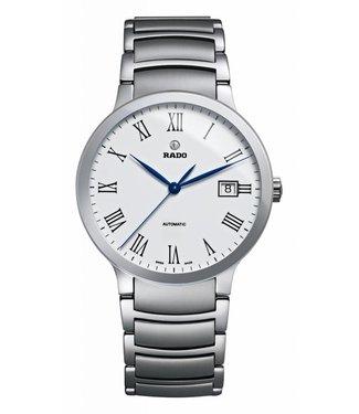 RADO Centrix Automatic White Heren Staal horloge