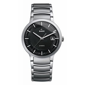 RADO Centrix Automatic Zwart Staal Herenhorloge
