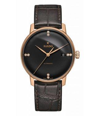 RADO Coupole Classic Zwart Automatic Unisex horloge