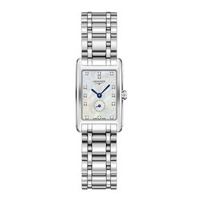 Longines Dolce Vita Mother of Pearl Dial Stainless Steel Ladies Watch