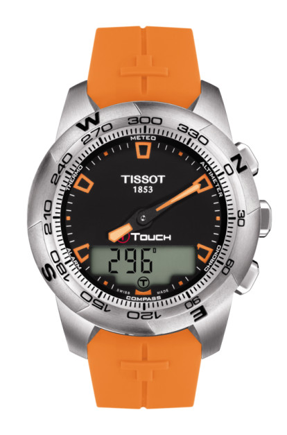 Tissot T-Touch Ii Staal