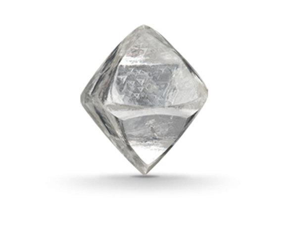 Formation of diamonds