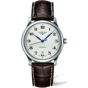 Longines Master Collection Automatic Silver Dial Stainless Steel Men's Watch