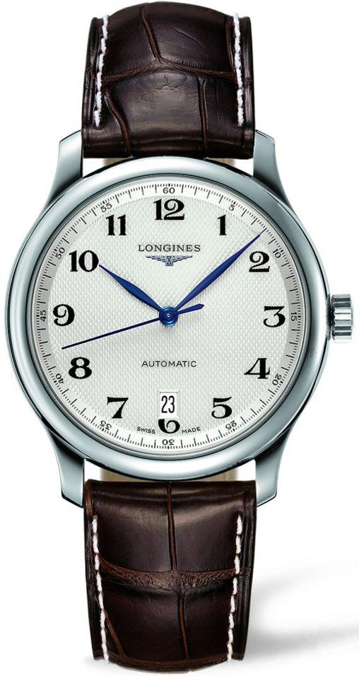 Longines Master Collection Automatic Zilver Staal Herenhorloge