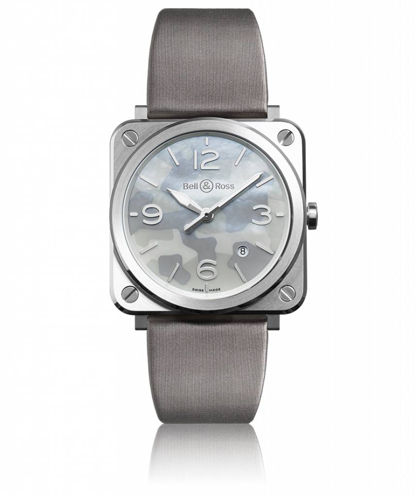 Bell & Ross BR S Grey Camouflage