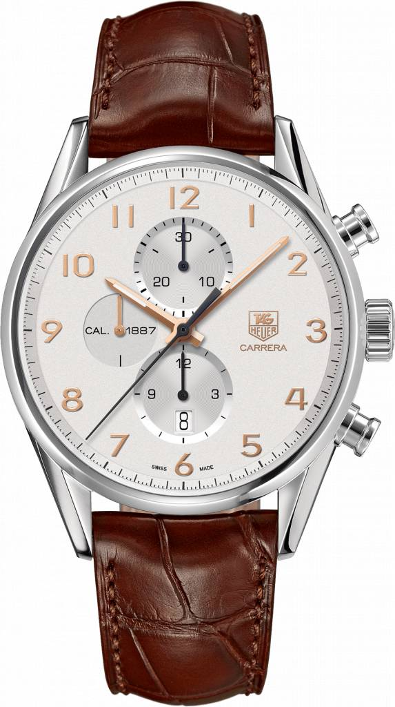 Tag Heuer Carrera Chronograph Automatic 1887 Men's Watch