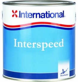 salInternational antifouling, Interspeed extra, zwart, 2,5ltr