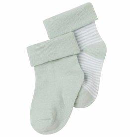 Noppies Sokken (2 paar) Zoë Mint