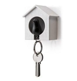 Qualy Sparrow Key - Zwart