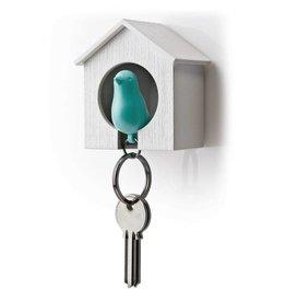 Qualy Sparrow Key - Blauw