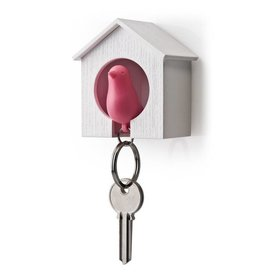 Qualy Sparrow Key - Roze