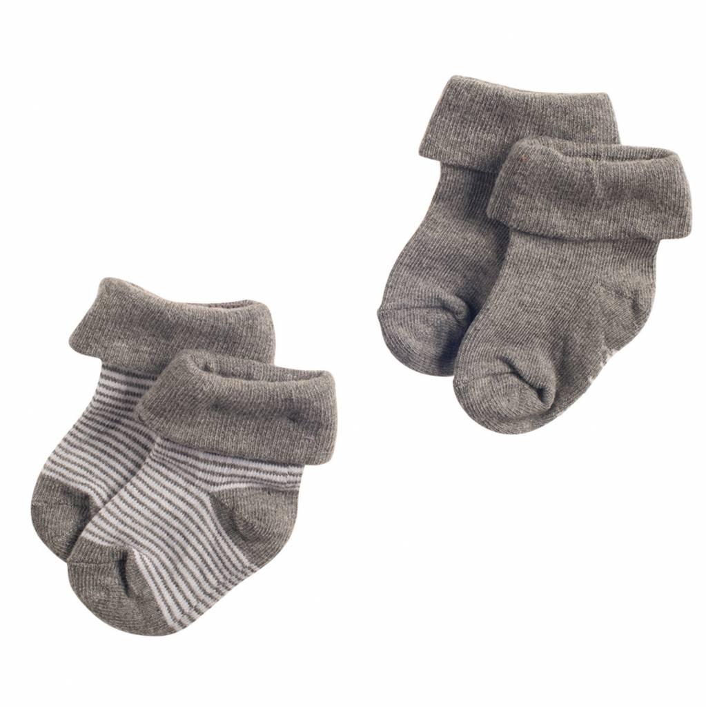 Noppies Sokken (2 paar) Guzzi Grijs