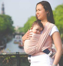 Pure Baby Love Draagdoek Peach Maat 6
