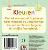 Sophie de Giraf Baby Kartonboekje Kleuren