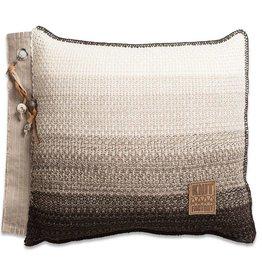 Knit Factory Kussen Mae Beige Melee