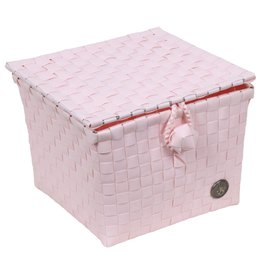 Handed By Basket Pisa Powder Pink XS