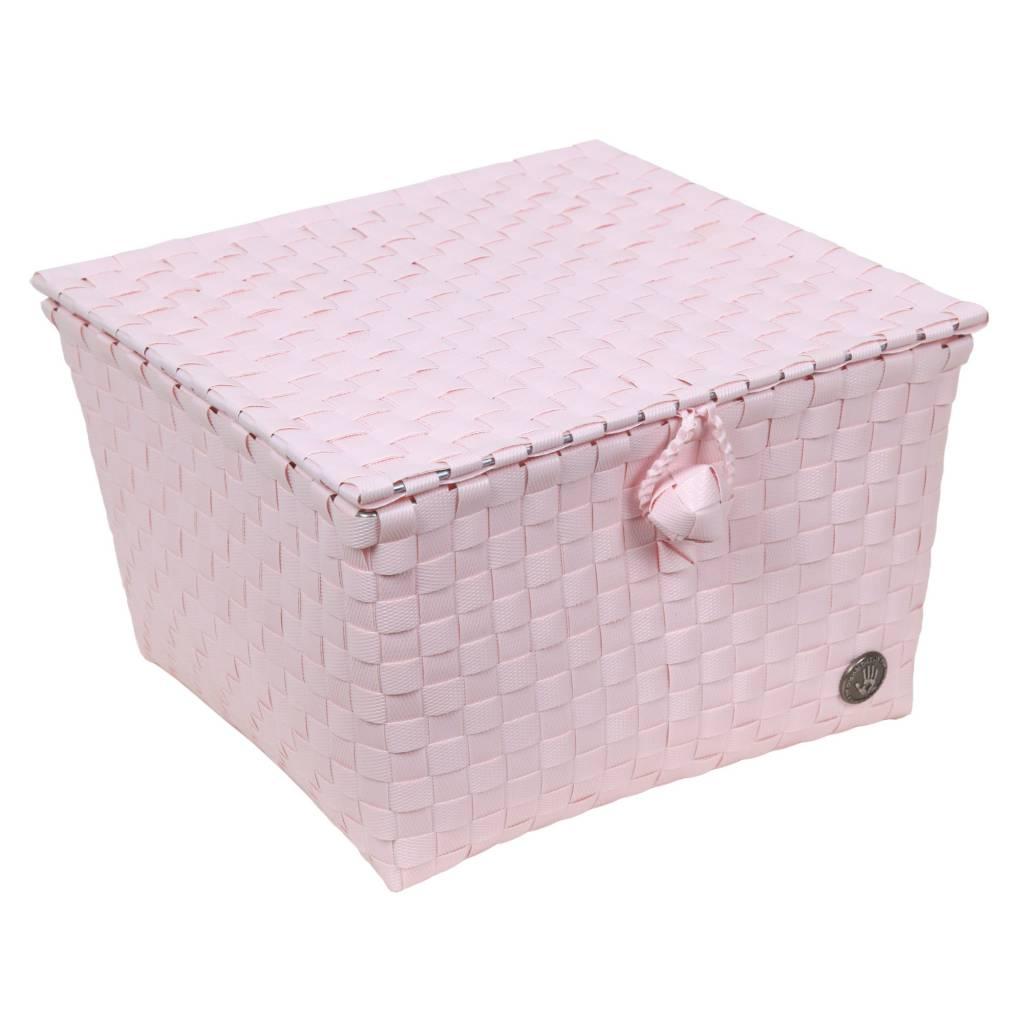 Handed By Basket Pisa Powder Pink S