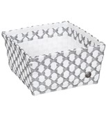Handed By Basket Limoges White Silver L