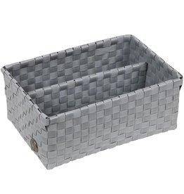 Handed By Basket Bari Flint Grey