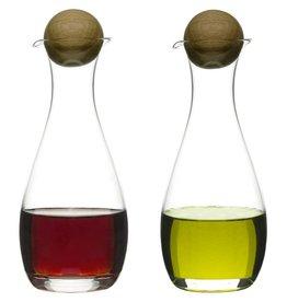 Sagaform Oil and Vinegar Set
