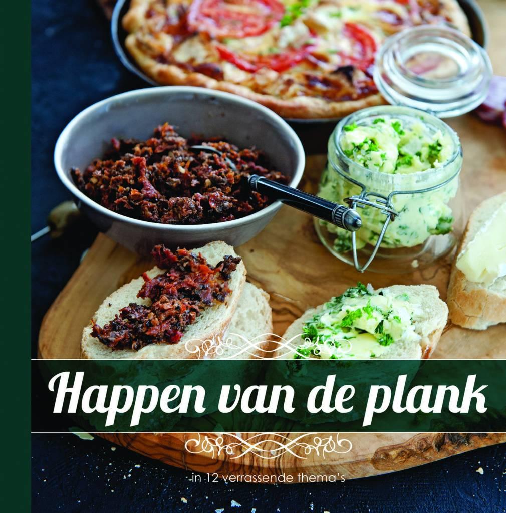 Bowls & Dishes Happen van de Plank