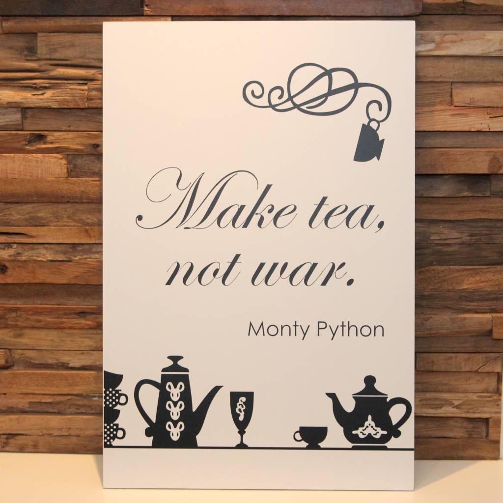 DDVM Tekstbord Make Tea