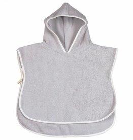 Koeka Badponcho Venice Silver Grey