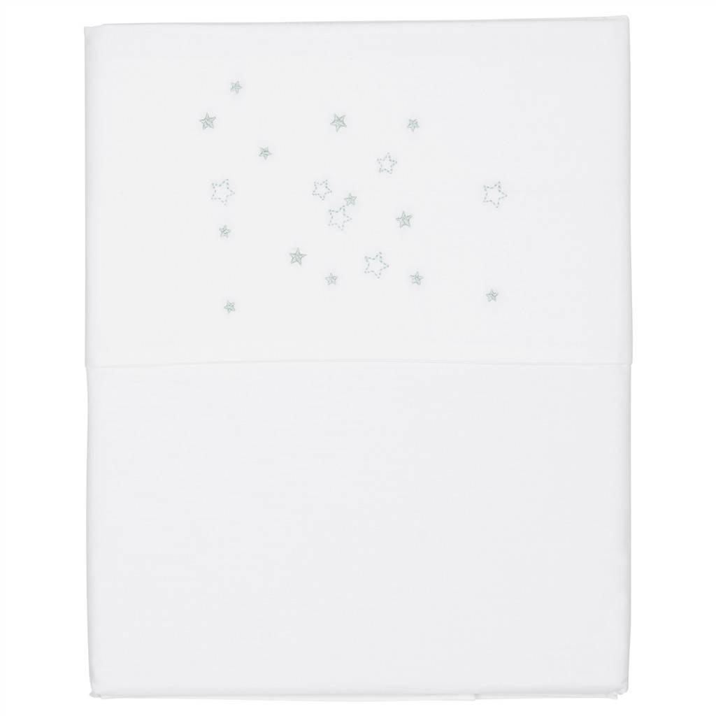 Koeka Wieglaken Stars Soft Mint