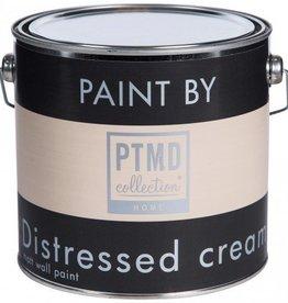 PTMD Muurverf Distressed Cream