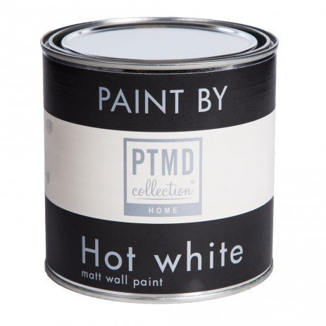 PTMD Muurverf Hot White