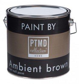 PTMD Muurverf Ambient Brown