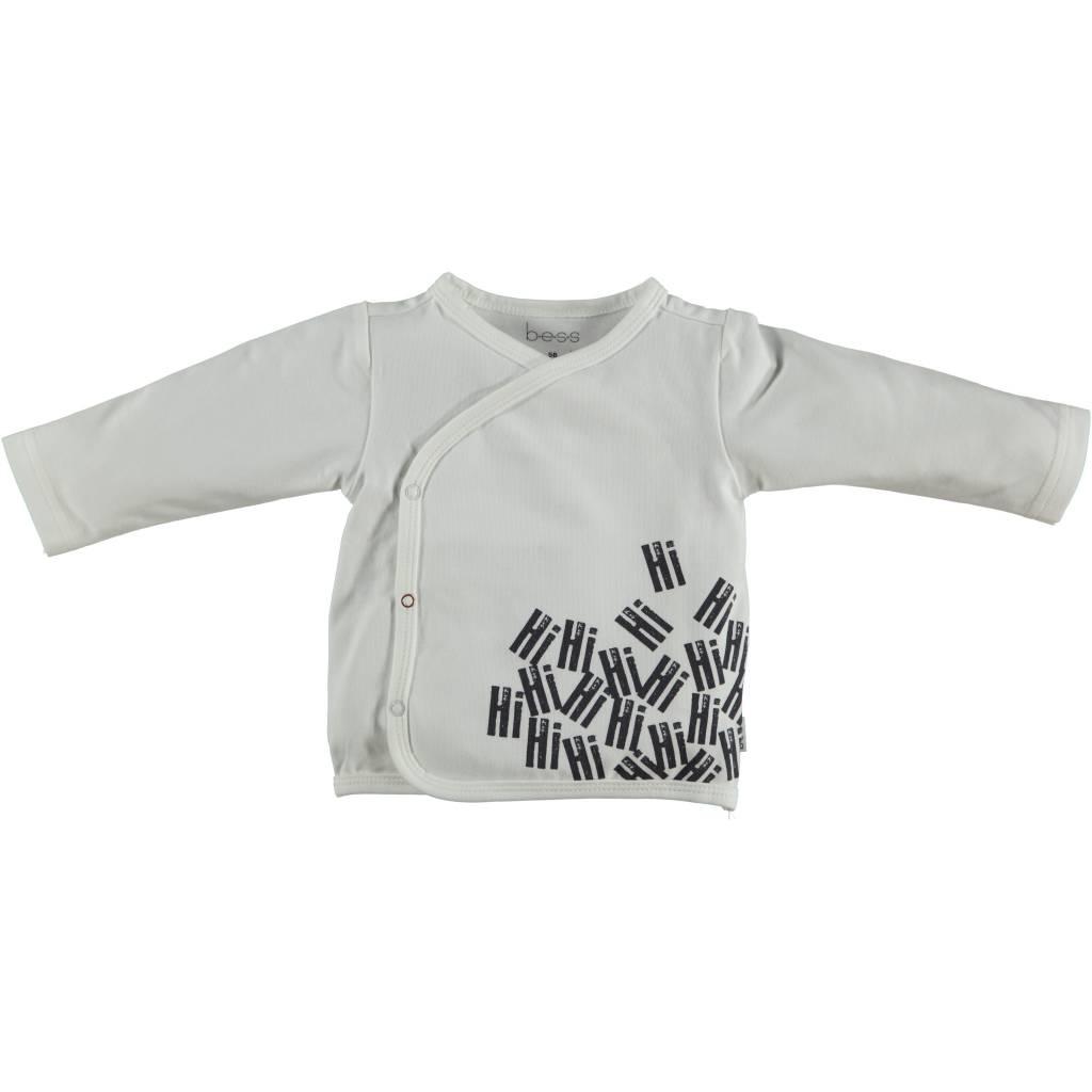 BESS Shirt Unisex Hi Hi Hi