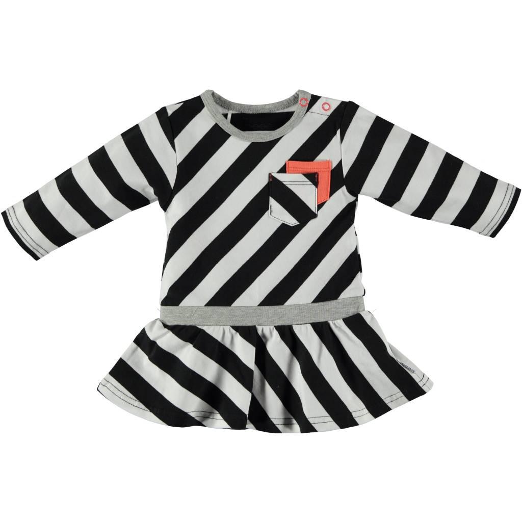 BESS Dress Stripe