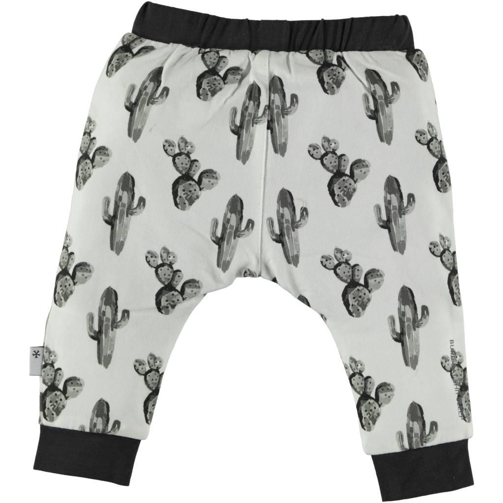 BESS Jersey Pants Boys AOP Cactus