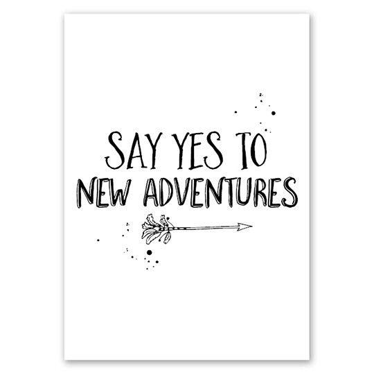 Jots Kaart A5 New Adventures