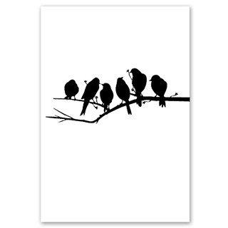 Jots Kaart A6 Vogeltjes