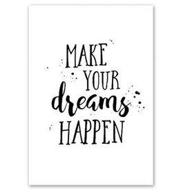 Jots Kaart A6 Dreams