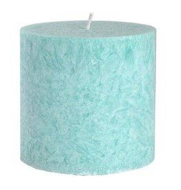 My Flame Geurkaars Ecowas Mintblauw L