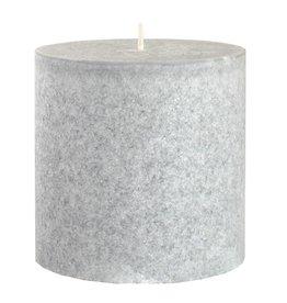 My Flame Geurkaars Ecowas Lichtgrijs L