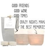 My Flame Lichtzakje Night/Friends