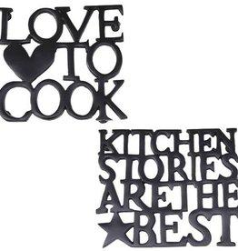 Bastion Collections Pannen Onderzetter Kitchen Stories