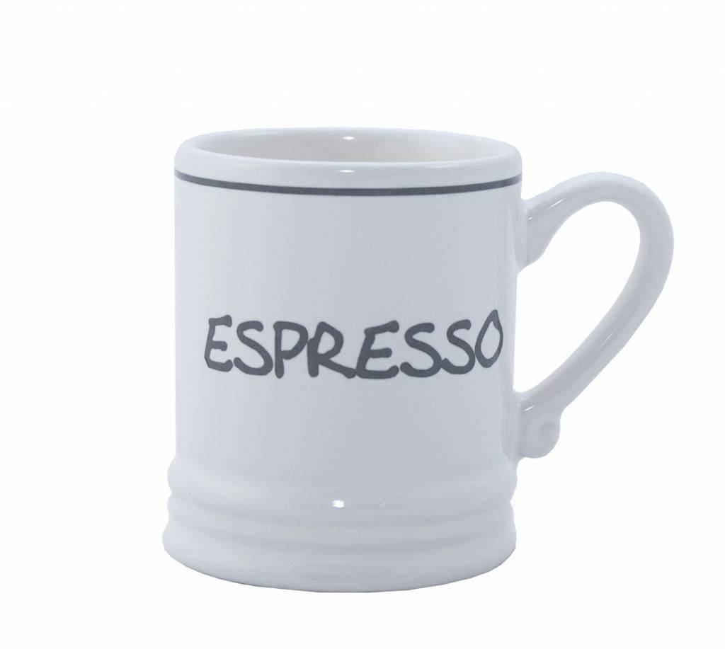 Bastion Collections Espresso Mokje White