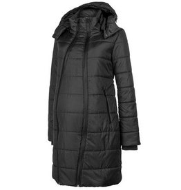 Love2Wait Winterjas Double Zipper Black