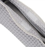 Koeka Buggy Purse Antwerp Silver Grey